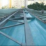 Impermeabilização de laje e calhas