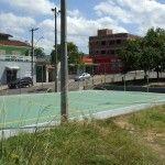 Impermeabilização de quadra poliesportiva