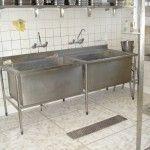 impermeabilização de cozinha industrial