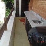 Impermeabilização de terraço e sacadas