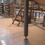 impermeabilização de piso industrial