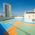 impermeabilização de terraço com playground em sp