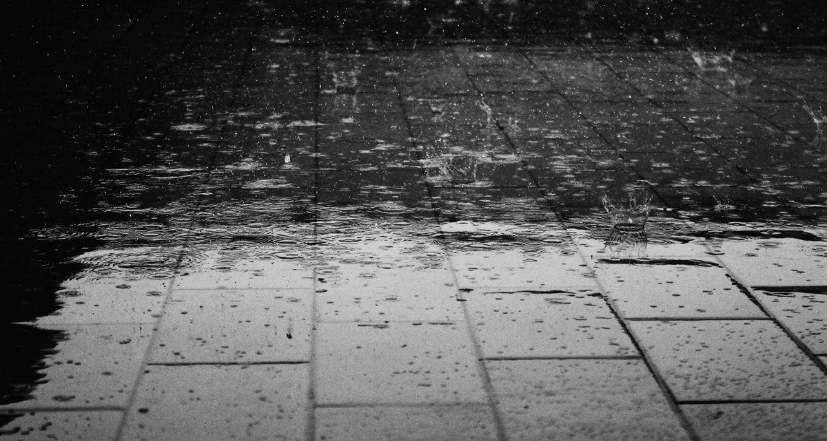 infiltração em épocas de chuvas