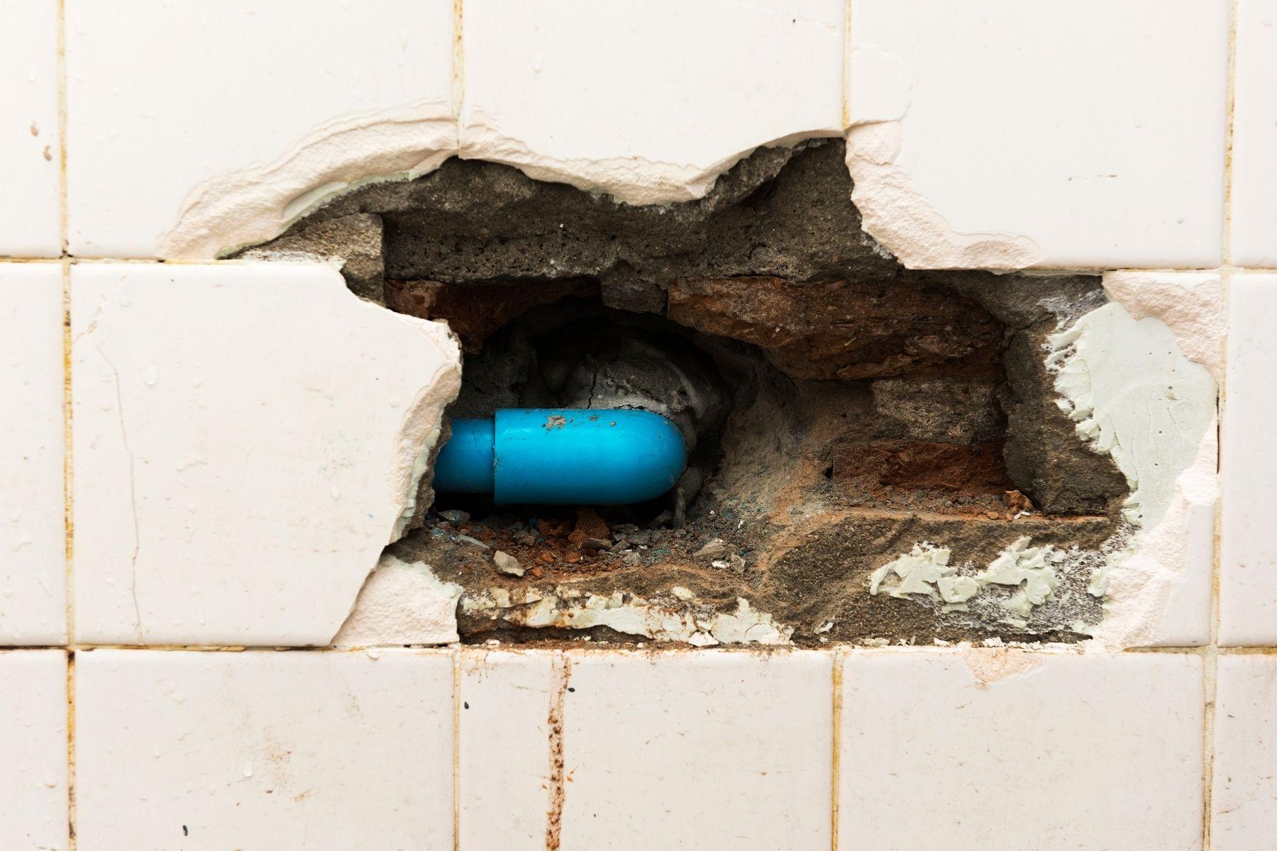 impermeabilização em paredes com infiltração
