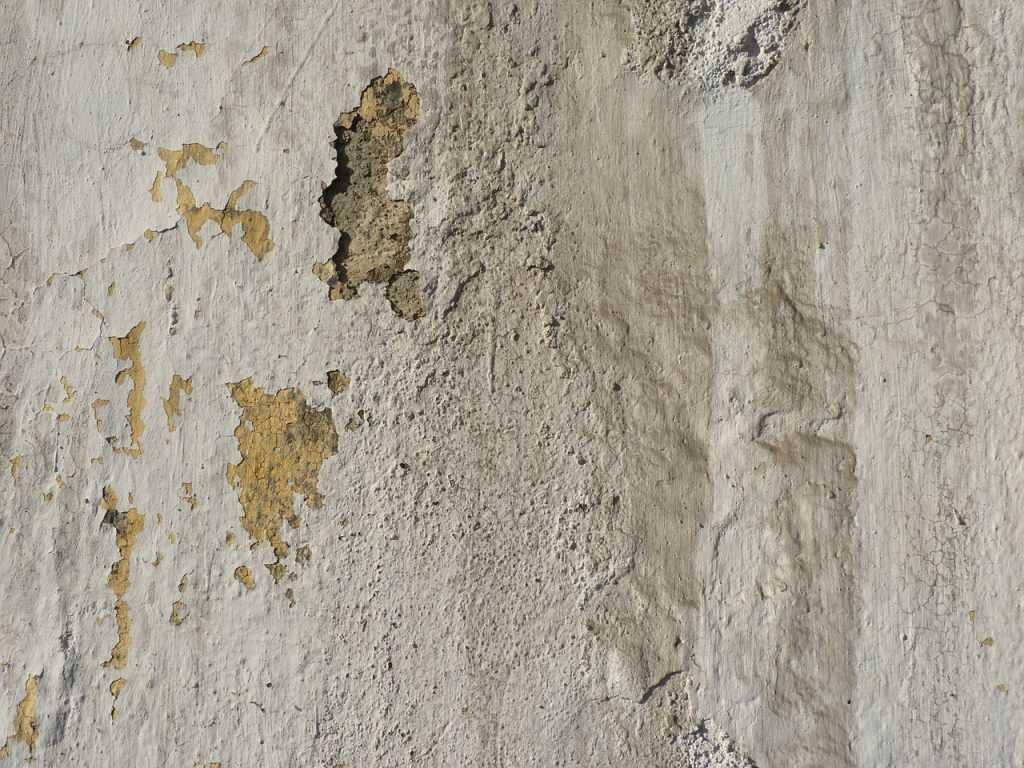 infiltração nas paredes qual a solução