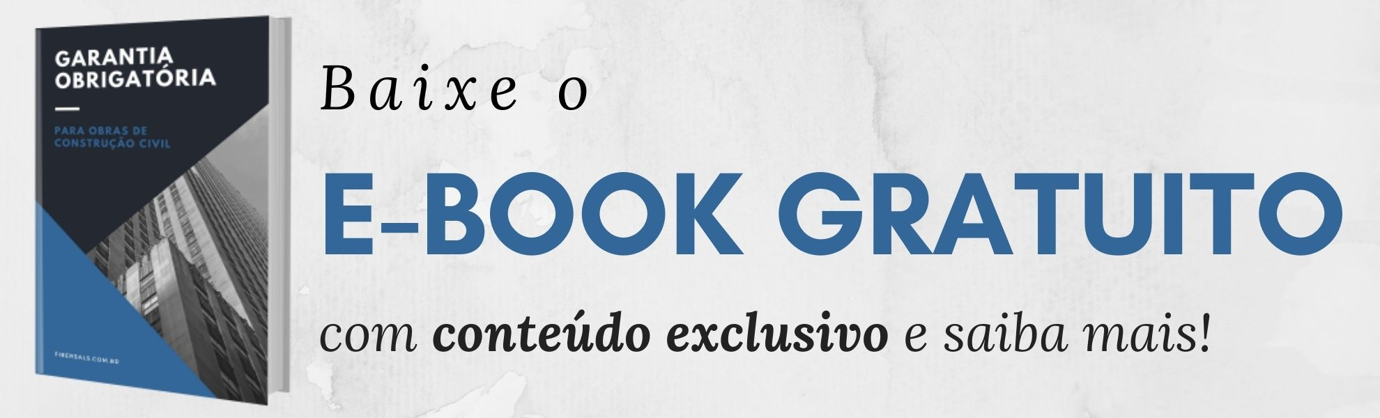 ebook garantia obrigatória para obras de construção civil