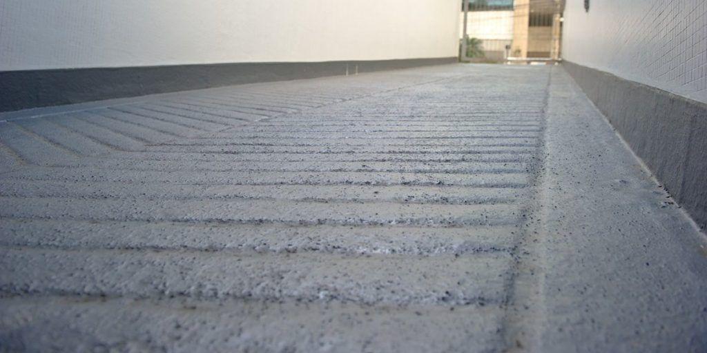 piso antiderrapante para garagem impermeável rampa