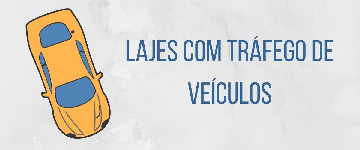 Impermeabilização em lajes de estacionamento ou com tráfego de veículos