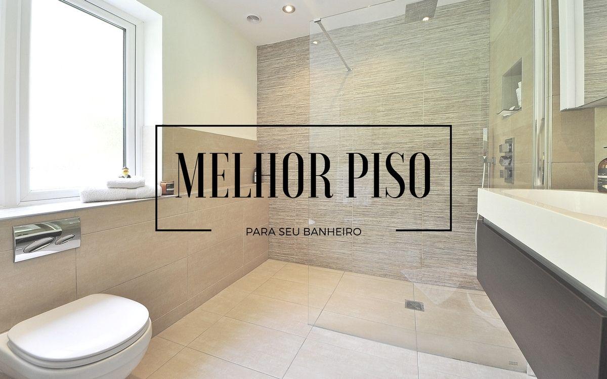 como escolher o melhor piso para banheiro