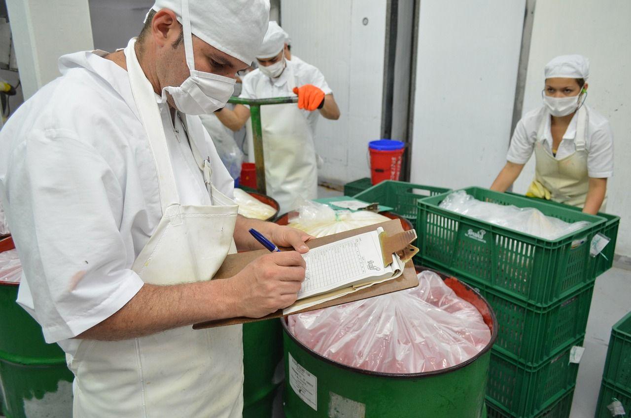 piso de alta resistência para indústria alimentícia