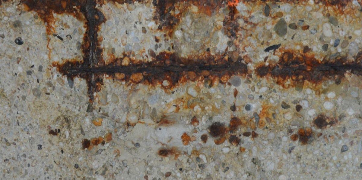 impermeabilização de terraço corrosão da armadura de concreto