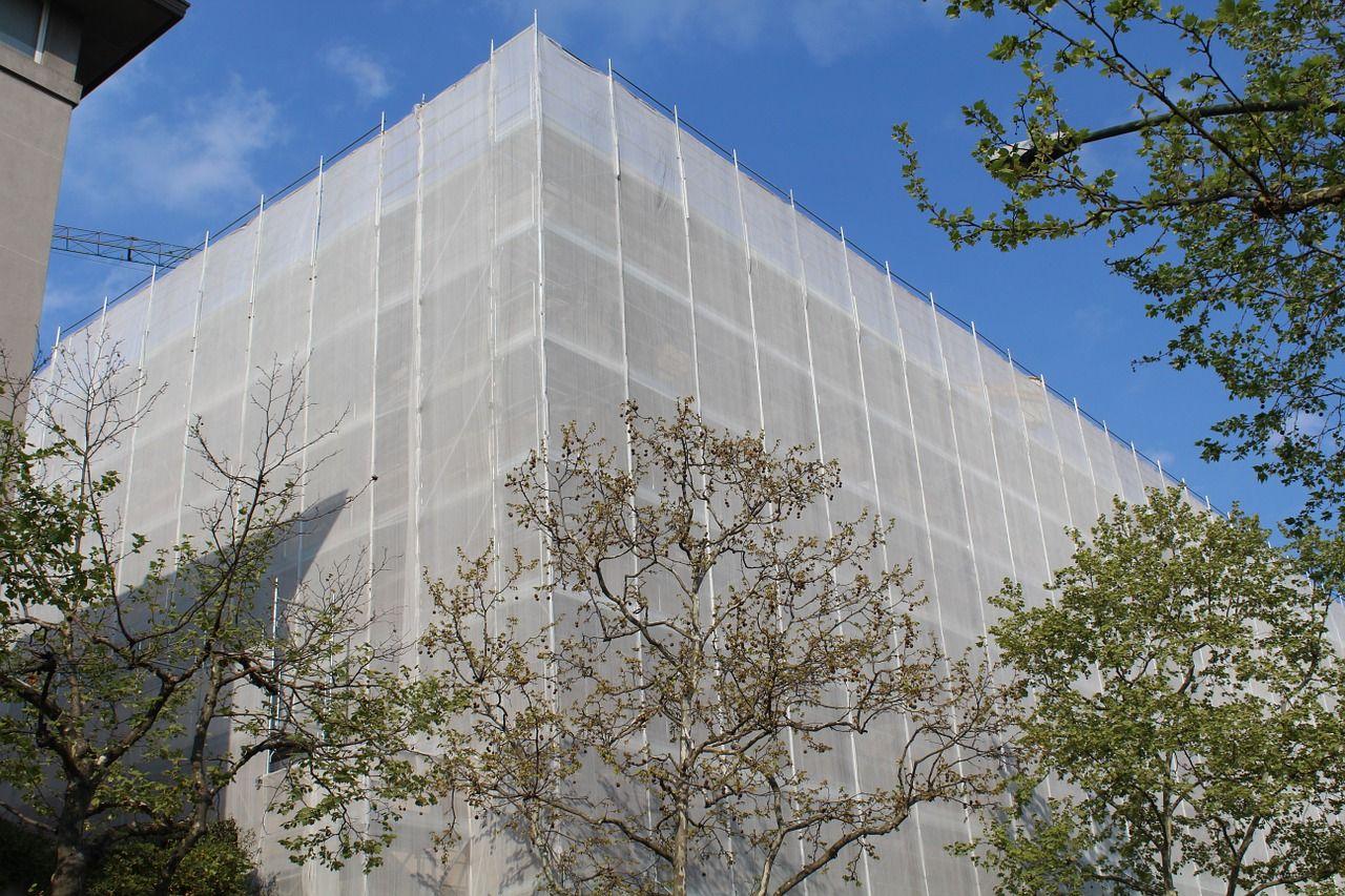 manutenção da fachada do condomínio como fazer