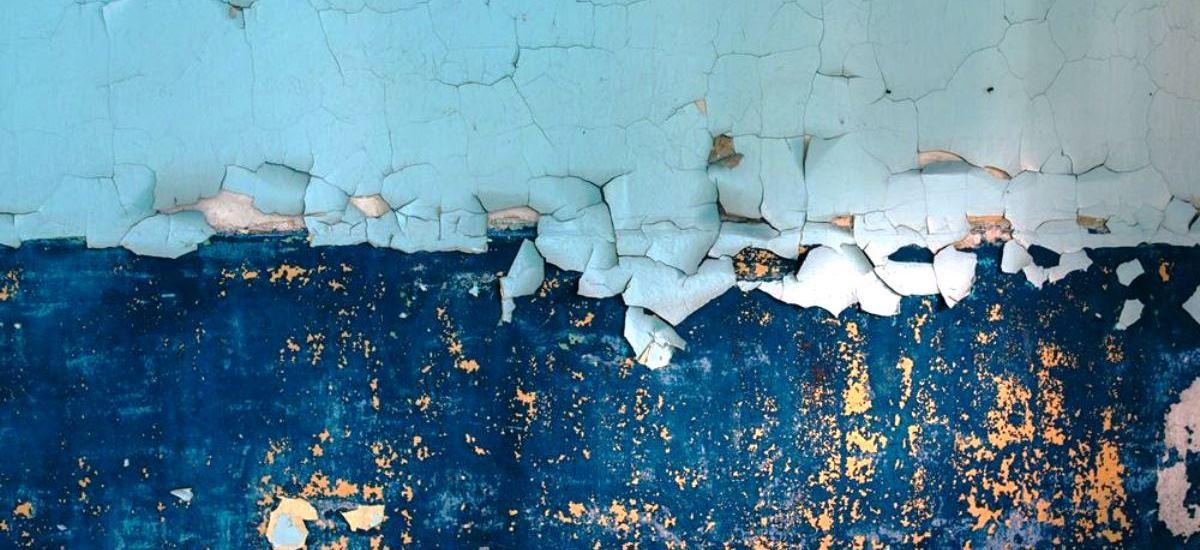 infiltração nas paredes como resolver