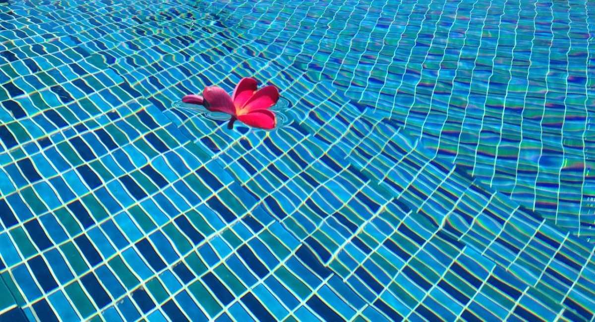 piscina de alvenaria e concreto como fazer a manutenção