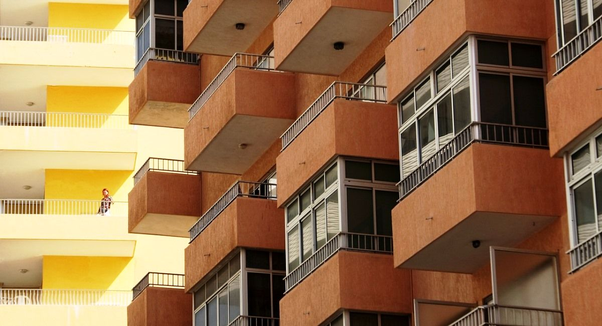 varanda de apartamento fechar varanda