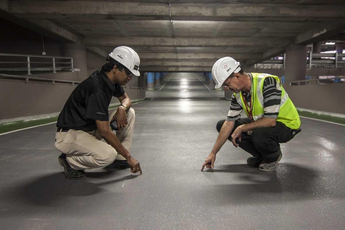 vistoria predial em prédio novo como fazer garantia da construtora