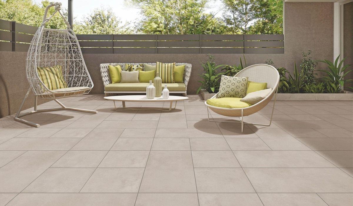 áreas externas melhor piso para terraço