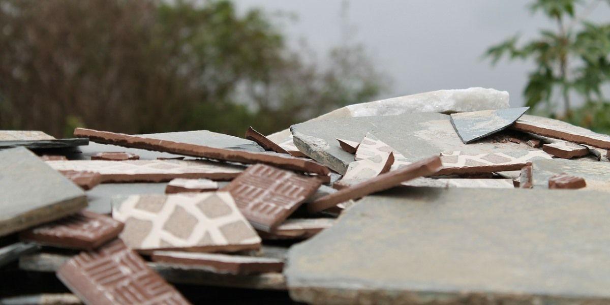 reforma predial gestão de resíduos entulho