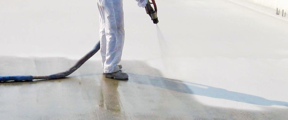 impermeabilização de telhado poliureia