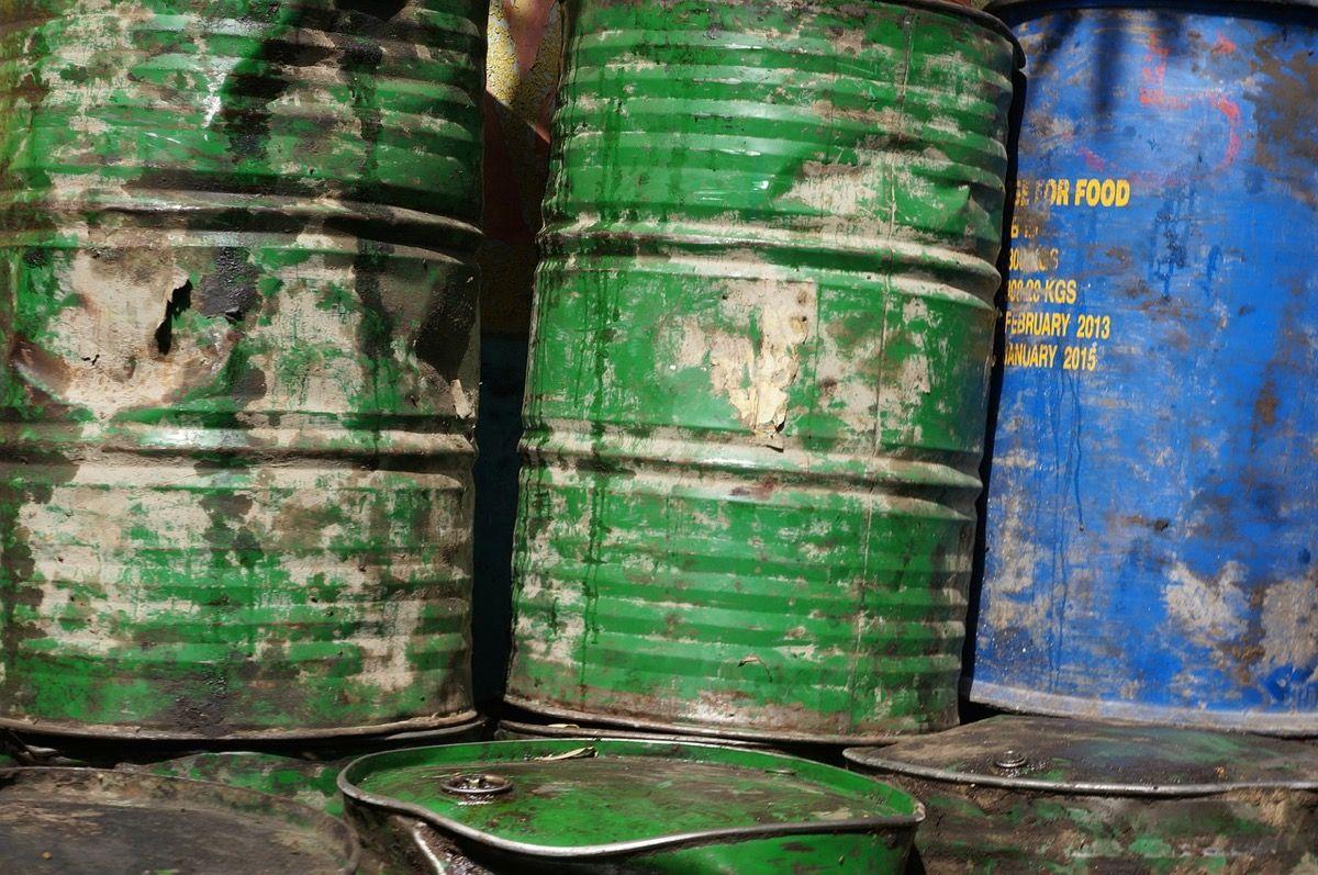 classificação de resíduos industriais sólidos e descarte