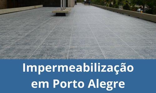 Impermeabilização em Porto Alegre