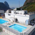 Impermeabilização no Botafogo Rio de Janeiro