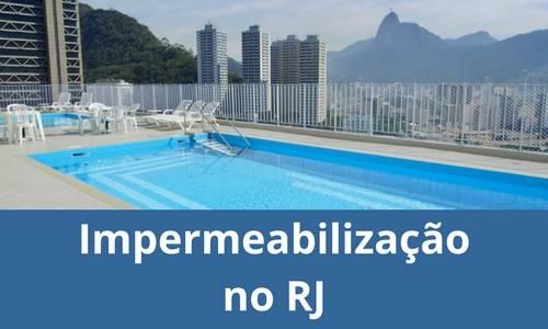 Impermeabilização no RJ