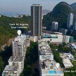 Impermeabilização no Botafogo - Localização dos condomínios