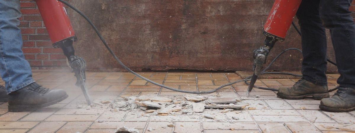 sustentabilidade no condomínio evitar entulho de obras de impermeabilização
