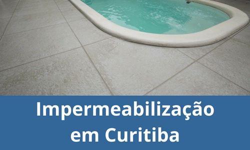 Impermeabilização em Curitiba