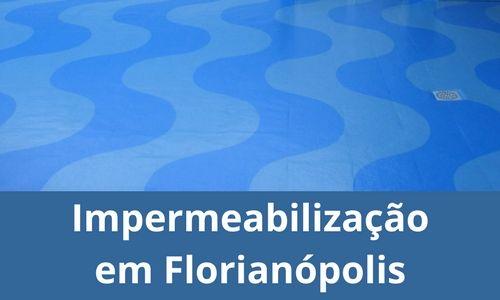 Impermeabilização em Florianópolis