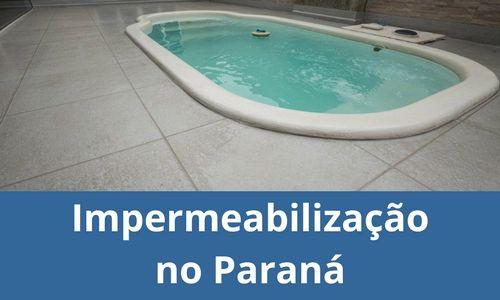 Impermeabilização no Paraná