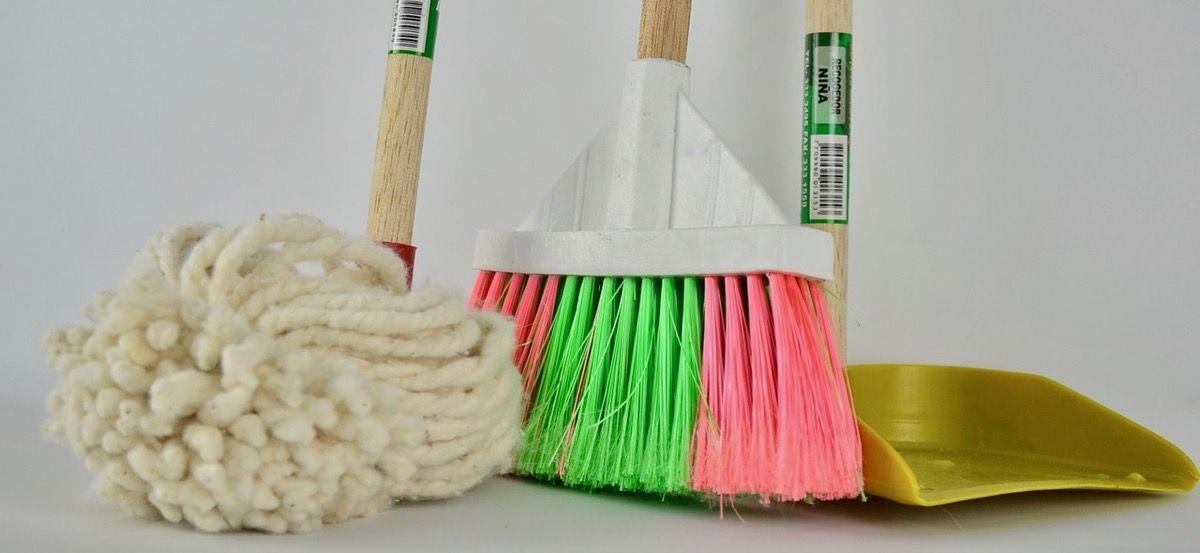 piso para área externa limpeza