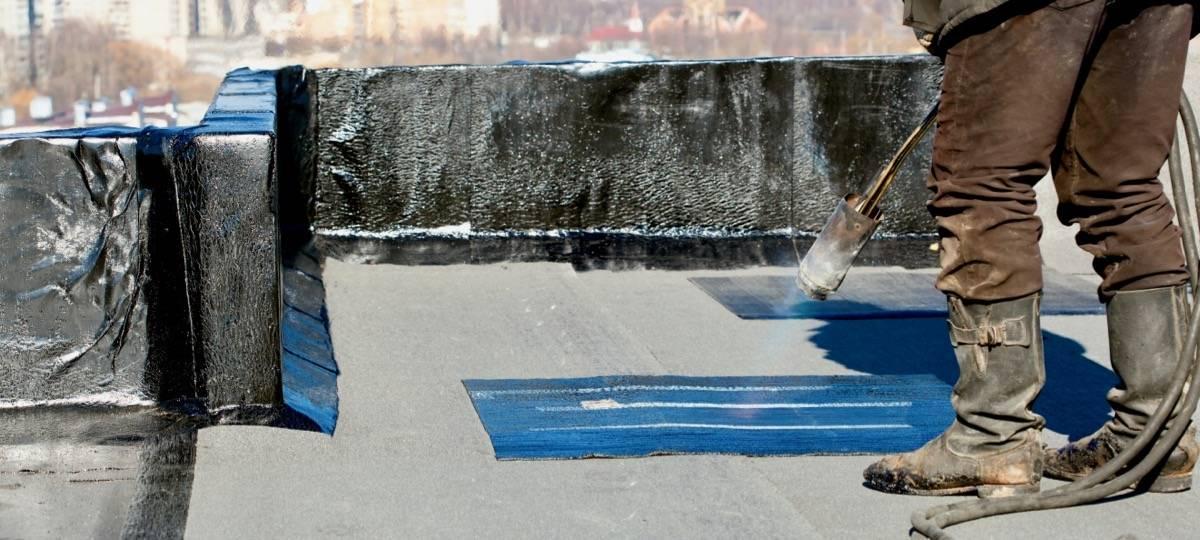 reforma de impermeabilização manta asfáltica