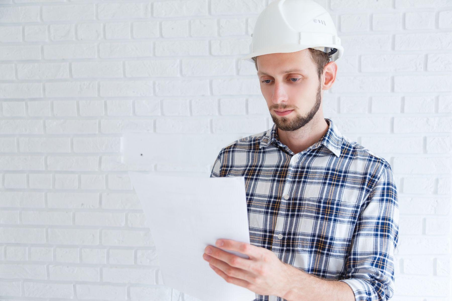 documentos para para iniciar uma obra de construção civil