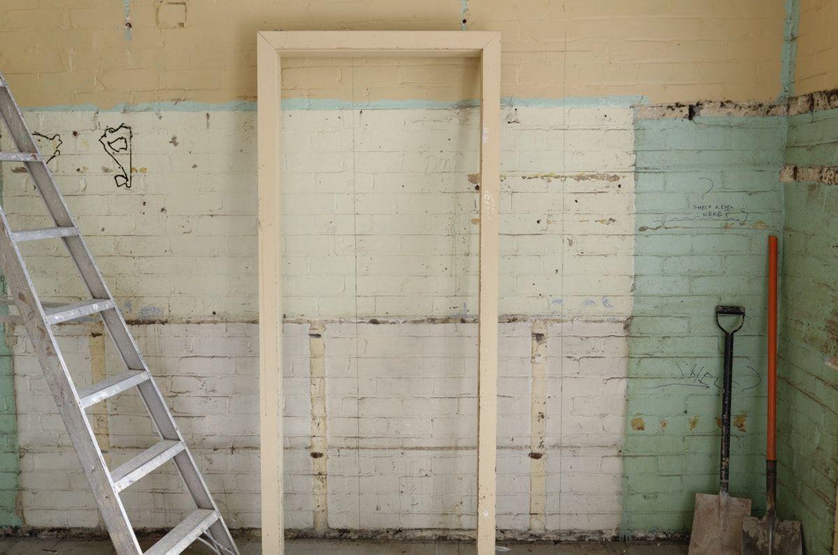 reformar apartamento alugado o que pode