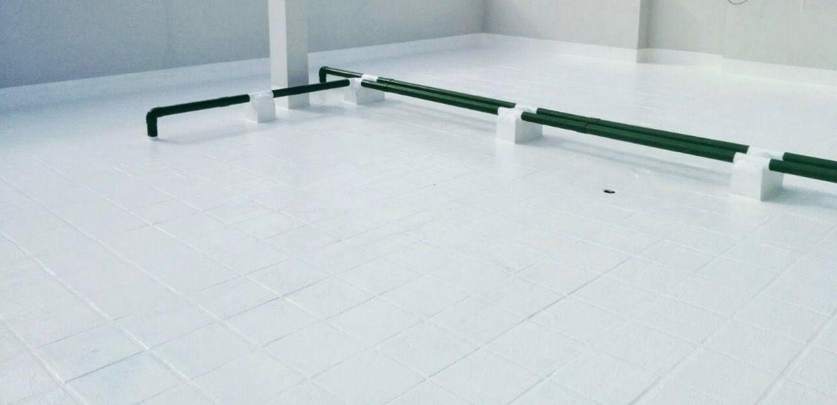 solução 100% silicone impermeabilização x manta aluminizada
