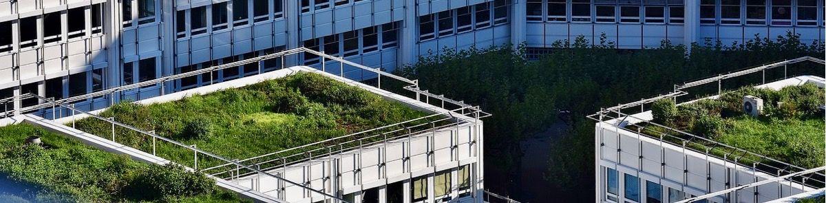 impermeabilização para telhado verde