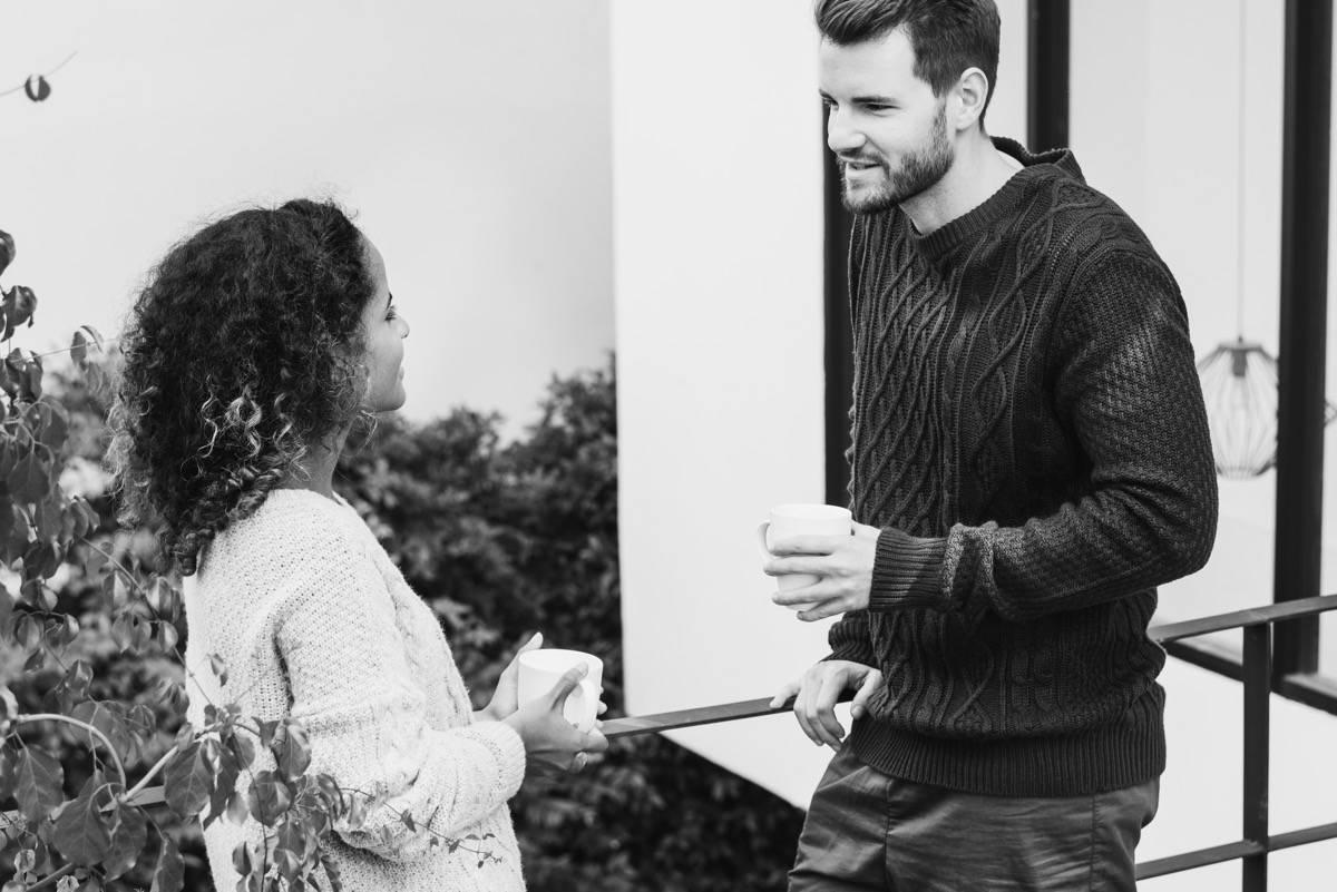 reforma onde começar comunicação com os vizinhos