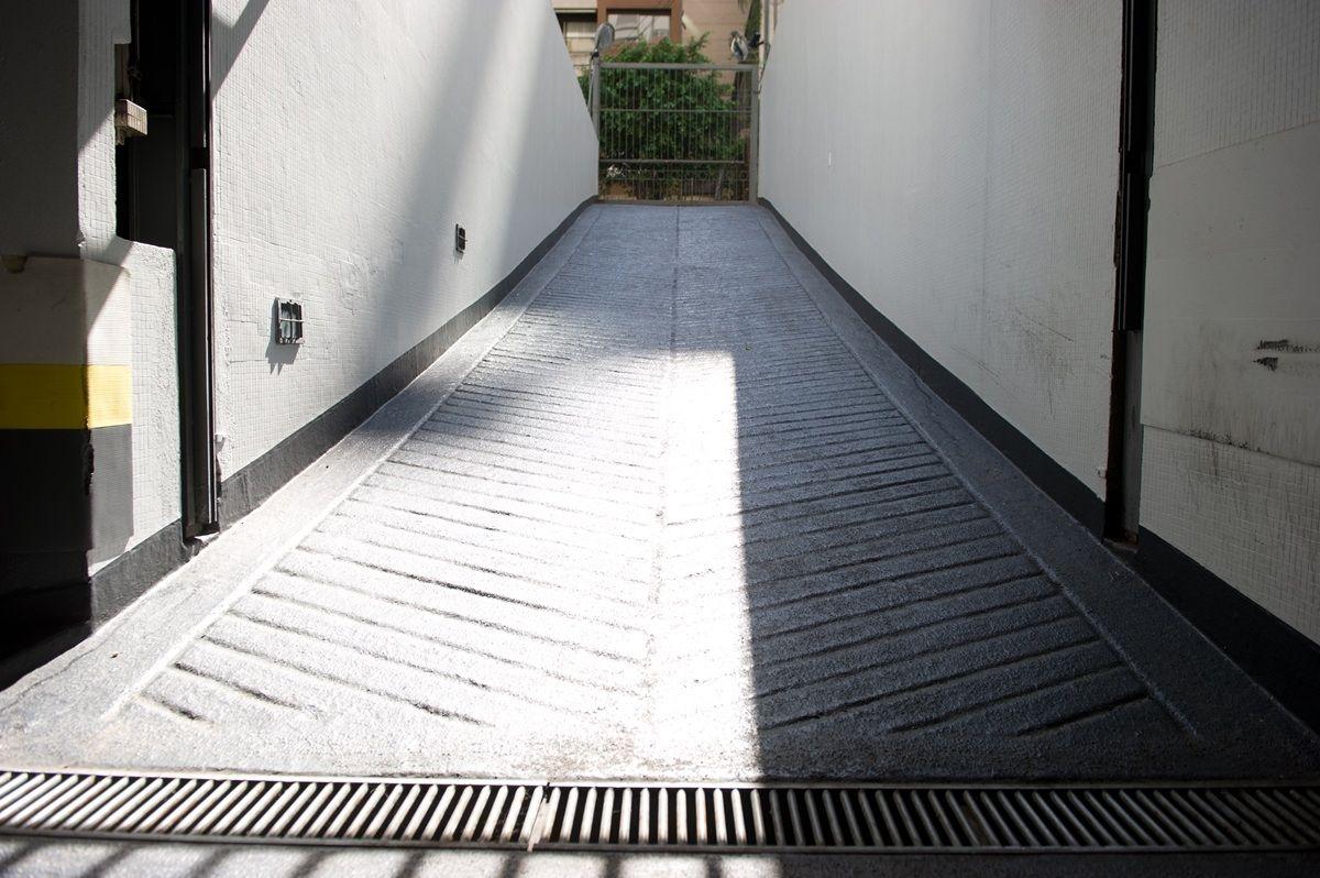 impermeabilização de garagem de condomínio Fibersals