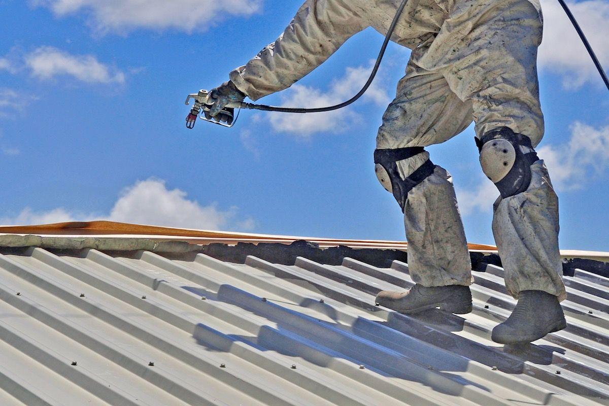 impermeabilização de telhado embutido