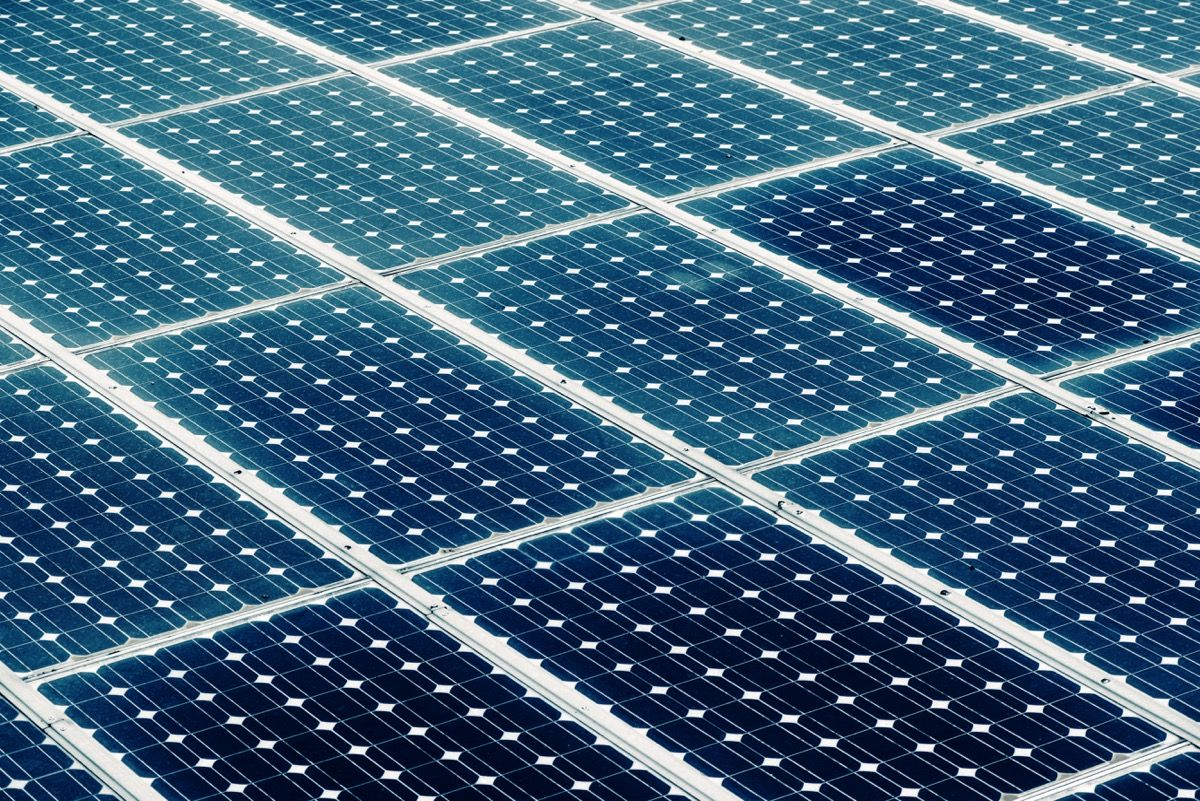 energia solar para indústria