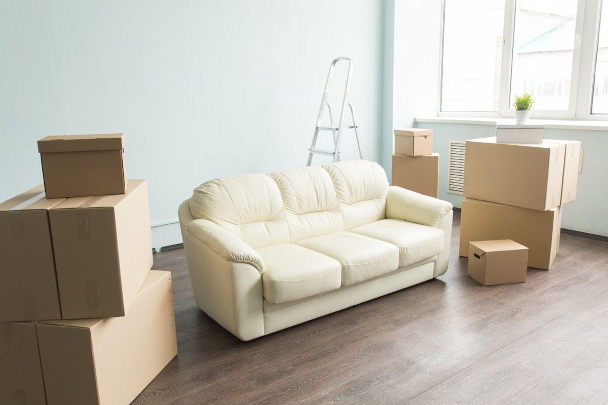 reformar apartamento morando nele