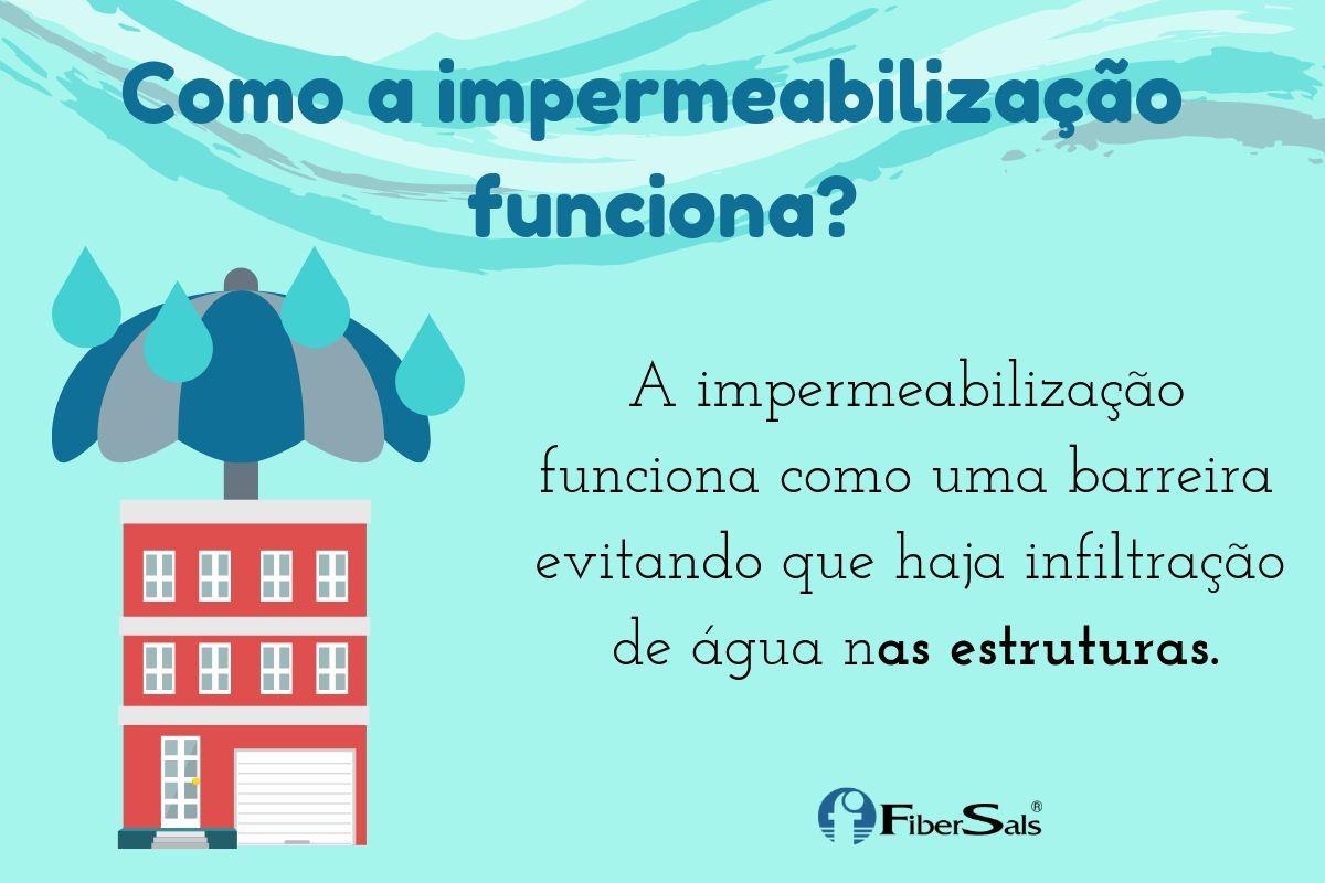 por que a impermeabilização falha? como a impermeabilização funciona