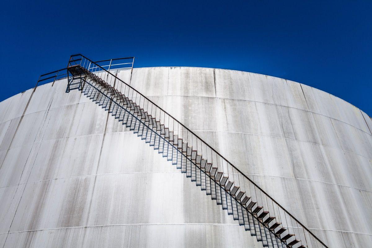 impermeabilização de tanques industriais