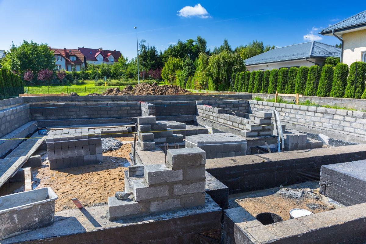 impermeabilização residencial em fundações
