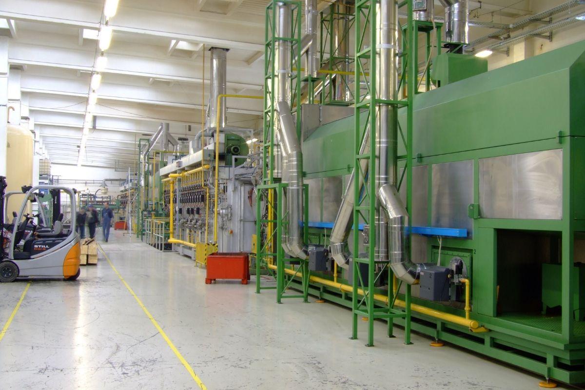 impermeabilização industrial