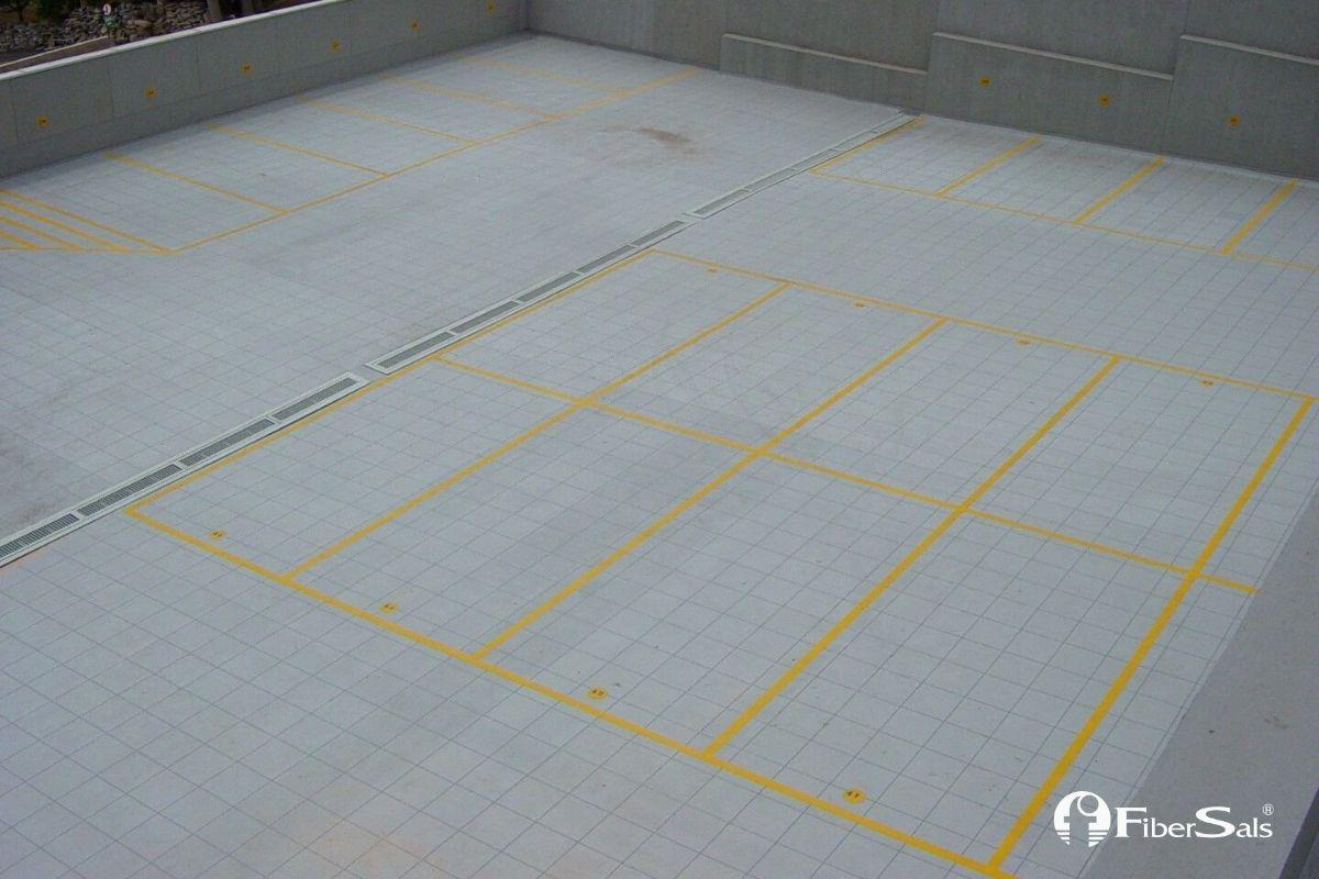 impermeabilização de laje de estacionamento sem quebrar o piso