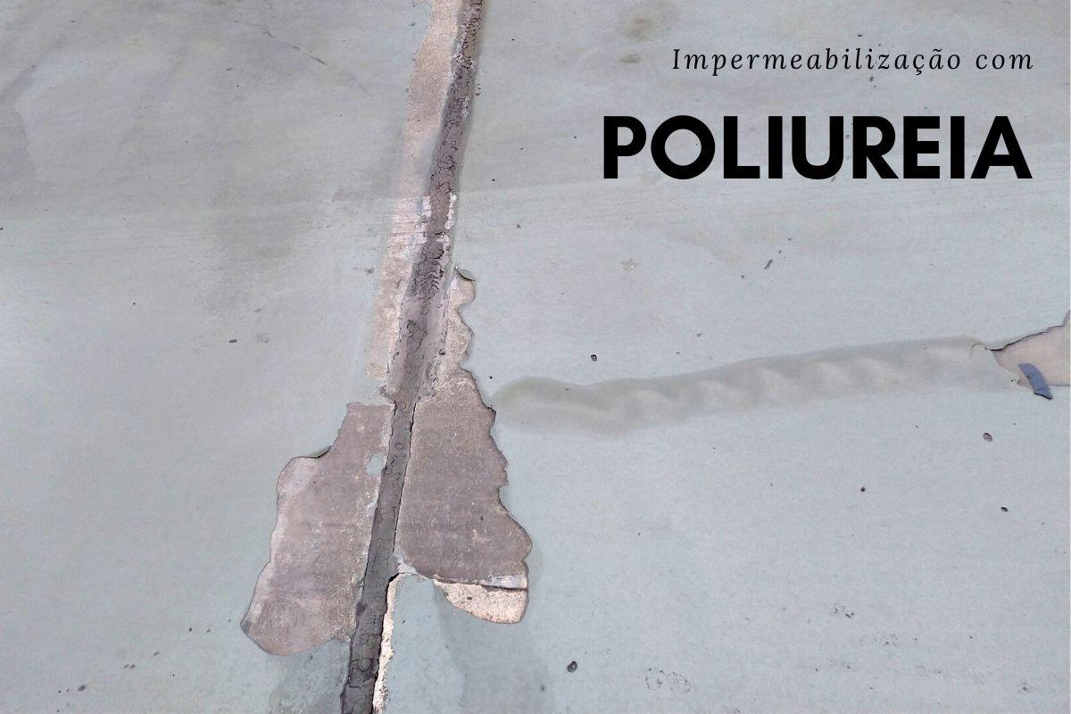 impermeabilização com poliureia desvantagens