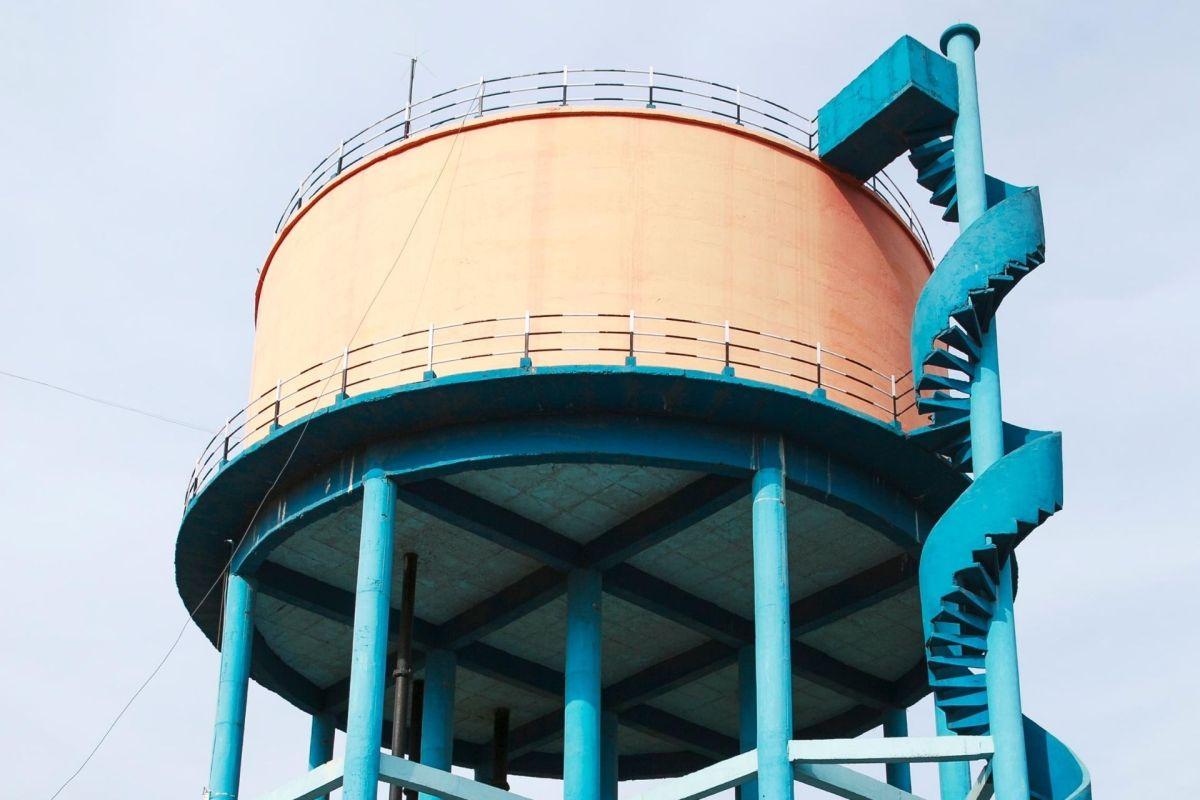 impermeabilização de reservatório de água de consumo coletivo